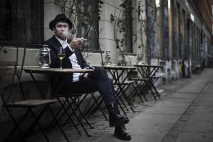 Mit København: Sune Rose Wagner fra TheRaveonettes