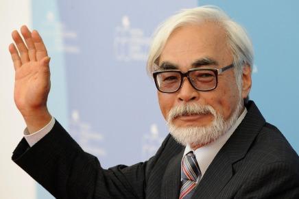 Hayao Miyazaki er alligevel ikke (helt)pensionsmoden