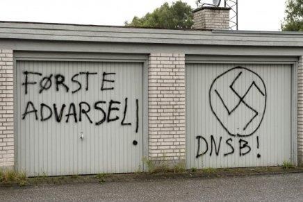 Dansk nazist bag terror påasylcenter