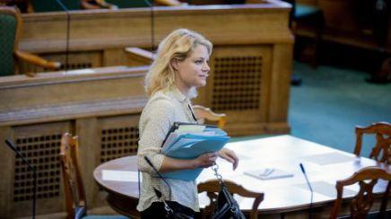 Liberal Alliance, Dansk Folkeparti og Venstre er étfedt