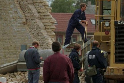 TV STOP: Fangeflugt fra VridsløselilleStatsfængsel