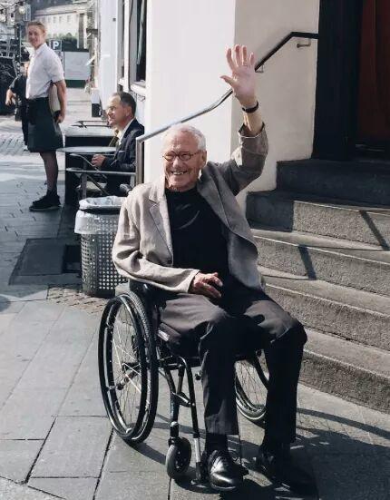 Jørgen Nørgaard fylder85