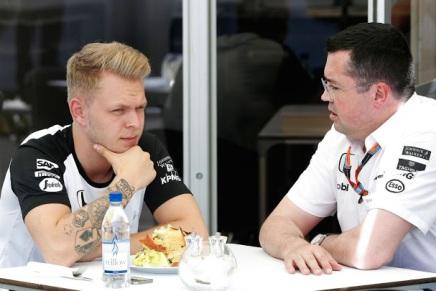 Økonomiske problemer hos McLaren: Er det her Kevin Magnussens Formel1-redning?