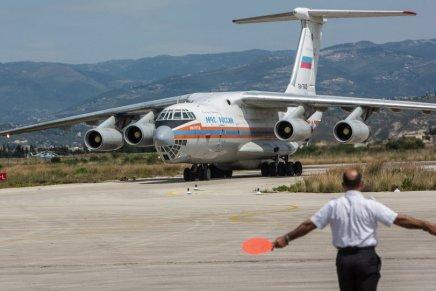 Grækenland afviser amerikansk forbud for russiske fly i græskluftrum
