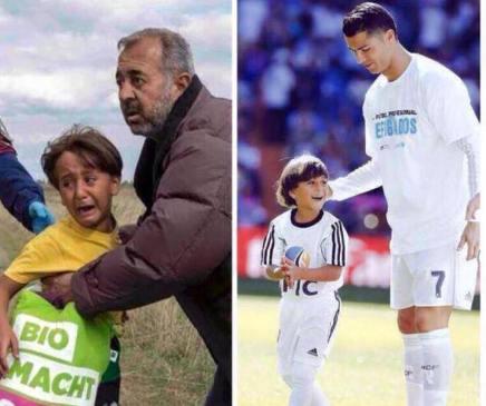 Ali Kazim: Jeg skifter fra Barca til RealMadrid