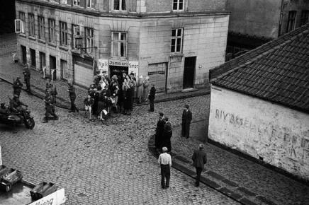Tysk aktion på Christianshavn i1943
