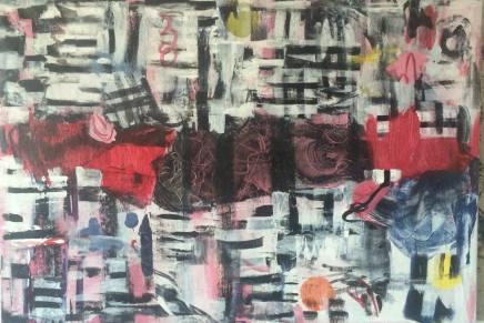 Bongorama Kunstgalleri: To nye værker af ClausRohland