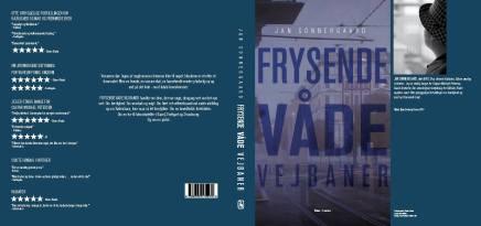 Ny Jan Sonnergaard roman: Frysende vådevejbaner