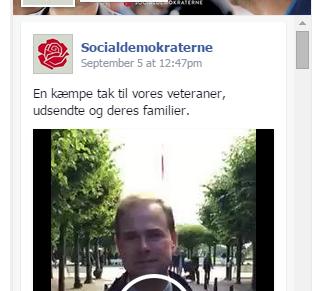 Larmende tavshed fra de danske socialdemokrater