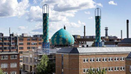 Til lykke med den nye moské,København!