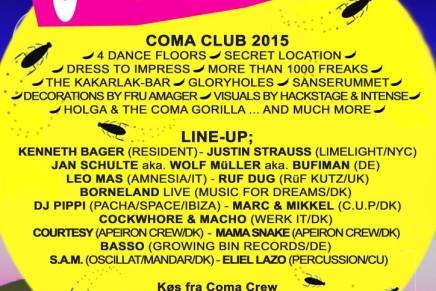 Coma Club 2015