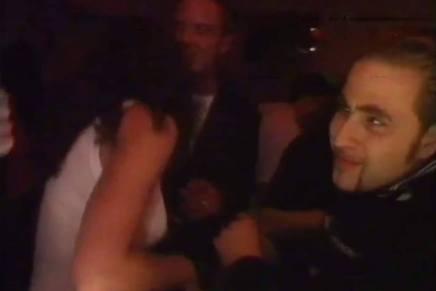 Video fra åbningen af X-Rays VIP Lounge i1996