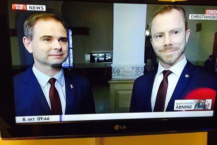 Officielt: Der er ikke forskel på Venstre og Socialdemokraterne