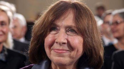 Svetlana Alexievich vinder Nobelprisen ilitteratur