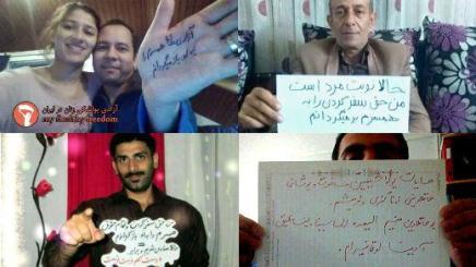 Iranske mænd giver deres koner rettighedertilbage