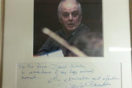 Daniel Barenboim skriver åbent brev tilDanmark