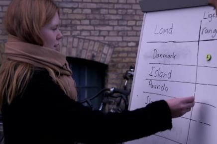 Rapport: Danmark har dårligere ligestilling endRwanda