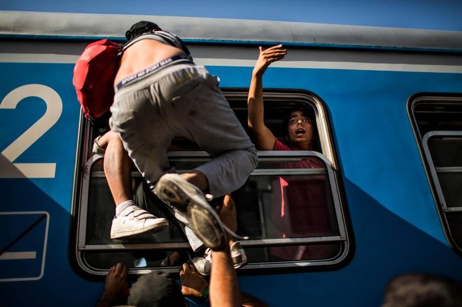 TOG50203720 - 18_09_2015 - TEMA_ Flygtninge på vej til Europa - FLINDT PEDERSEN RASMUS