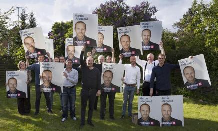 Liberal Alliance vil lukke Danmark i toår