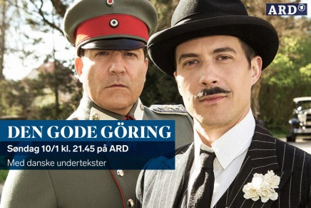 DEN GODE GÖRING: Doku-drama om Göringbrødrene