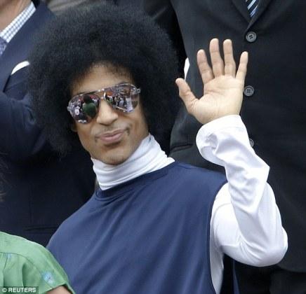 Prince er død
