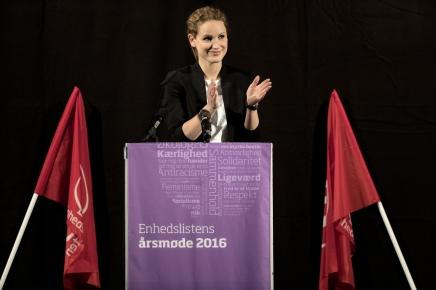 Enhedslisten stiller op til næste EUvalg