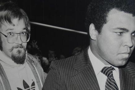 Da Muhammad Ali besøgte København ogRanders