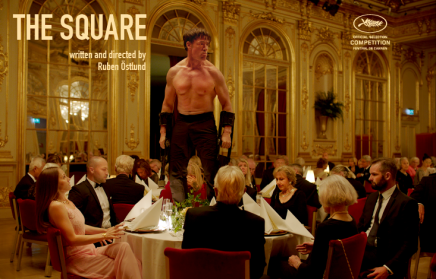 'The Square' vinderGuldpalmen