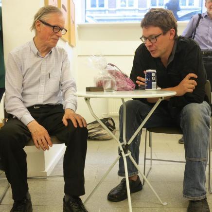 Paul Pedersen i GalleriSpecta