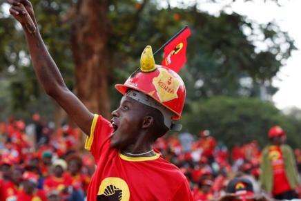 Bliver Uhuru Kenyatta genvalgt iKenya?