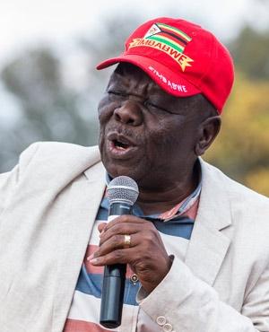 Der skal være præsidentvalg i Zimbabwe til næsteår
