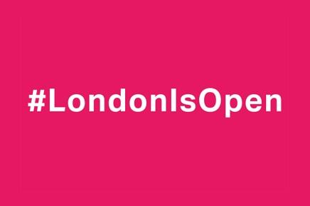 Storbritannien er lukket, men London eråben!