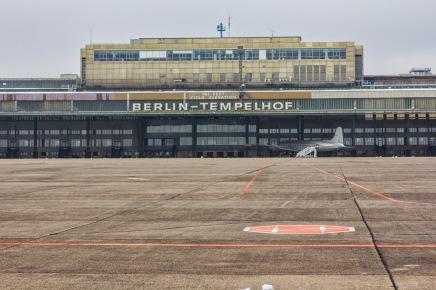Berlin genåbner Tempelhoflufthavnen