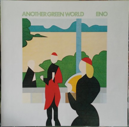 Genfødt nr. 21: Brian Eno – Another Green World