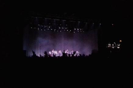 Se David Byrne på RoskildeFestival