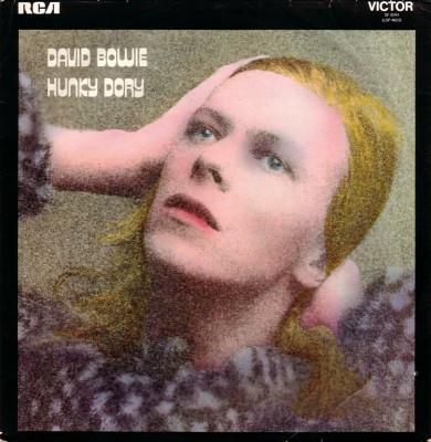 Genfødt nr. 22: David Bowie – HunkyDory