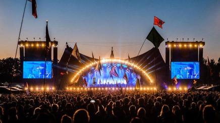 Se Nine Inch Nails på RoskildeFestival