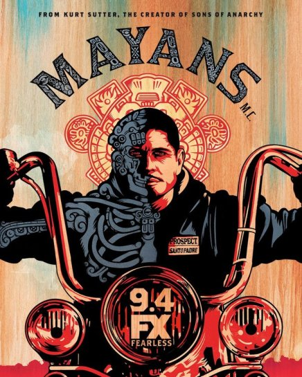 Efter 'Sons of Anarchy' kommer 'Mayans MC'