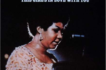Aretha Franklin – This Girl's in Love with You