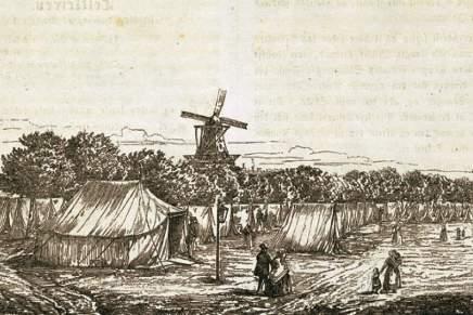 KOLERAEPIDEMIEN 1853