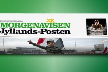 Et liv påJyllands-Posten