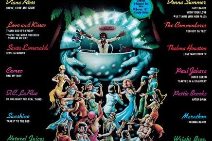 Komponisten spærrede Donna Summer inde på ettoilet