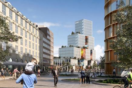 Bjarke Ingels designer nyPalads-bygning