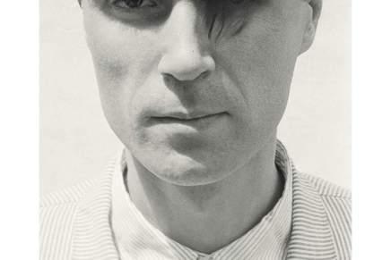 David Byrne fotograferet i1983