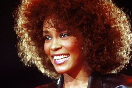 Whitney Houston forlod os i et badekar