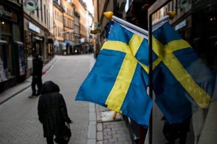 Sverige nærmer sig 3,000 coronadødsfald