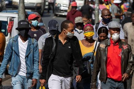Lesotho bliver det sidste af 54 lande i Afrika der bliver ramt afcorona-virus
