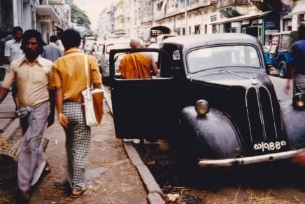Uddrag fra 'Rejsefeber': BurmaI