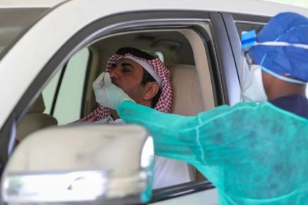 Corona-tal: Qatar hårdtramt