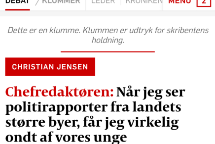 DETTE ER IKKE DE FEM ONDEÅR